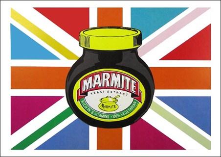 Multicoloured Extract - Marmite