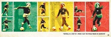 Rasta Soccer - Bob Marley