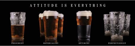Attitude Is Everything - Beer