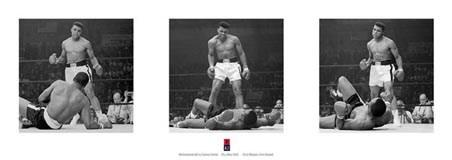 Muhammad Ali Triptych - Muhammad Ali