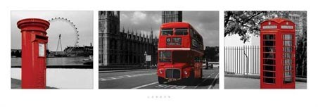 Iconic Images of London - Photography Images