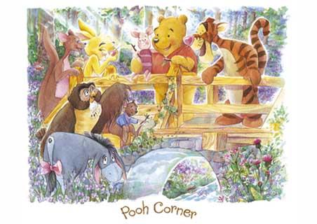 Pooh Sticks - A. A. Milne 's Winnie the Pooh