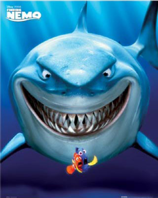 Bruce the Shark - Finding Nemo