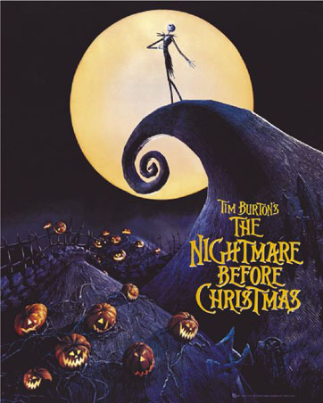 Jack Skellington - Tim Burton's The Nightmare Before Christmas