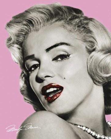 In the Pink - Marilyn Monroe
