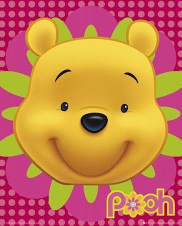 Happy Hunny Bear - Winnie the Pooh