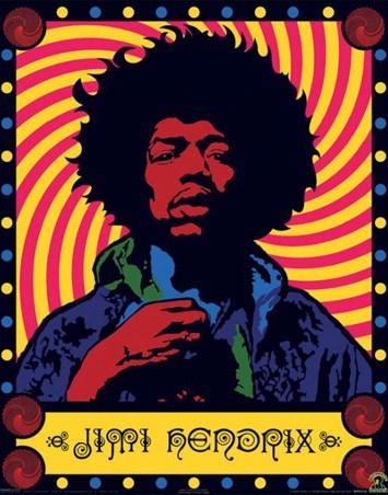 Psychedelic - Jimi Hendrix