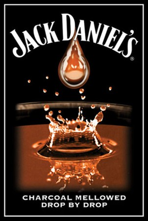 Charcoal Mellowed Drop by Drop - Jack Daniels