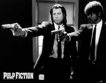 Vincent and Jules - Pulp Fiction