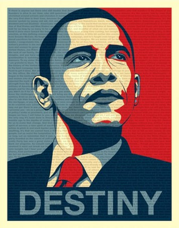 The Destiny Speech - Barack Obama