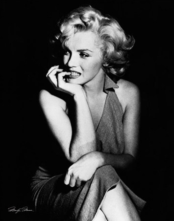 Contemplation - Marilyn Monroe