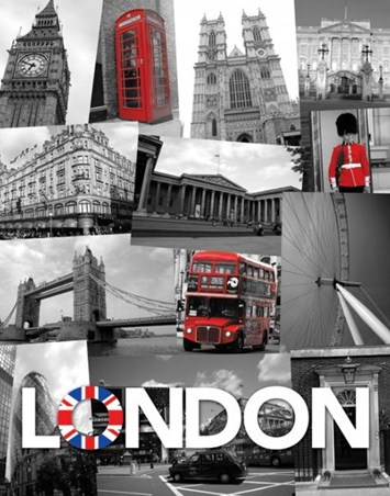 London Landmarks - Iconic Culture