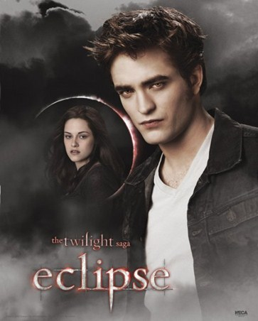 Dreaming of Bella - Robert Pattinson is Edward Cullen