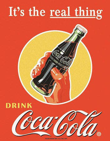 Its The Real Thing, Coca Cola