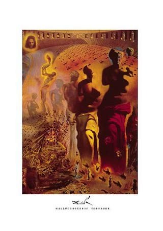 Framed Hallucinogenic Toreador, 1969 - 70 - Salvador Dali