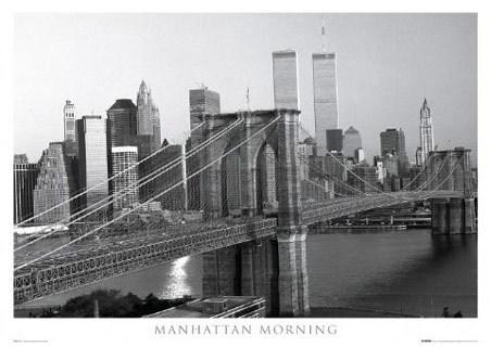 Manhattan Morning, NYC - New York City Collection