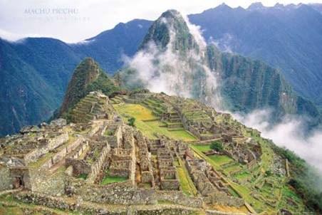 Mountain Town - Machu Pichu