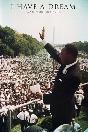 I have a dream - Martin Luther King Jr