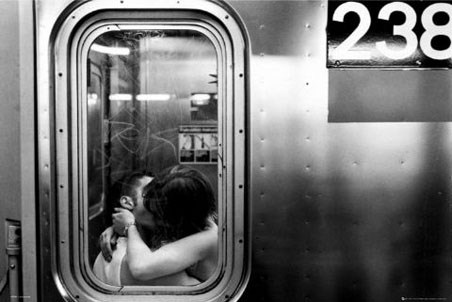 Love in the Subway - By Matthew Alan