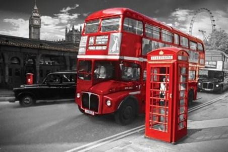 London Landmarks - Iconic Images of London