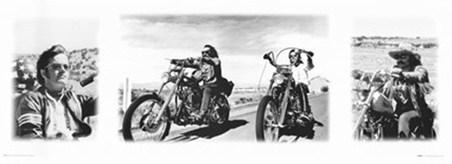 Easy Rider Triptych - American Road Trip