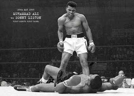 Muhammad Ali vs. Sonny Liston, Muhammad Ali