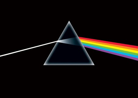 Framed The Dark Side of The Moon - Pink Floyd