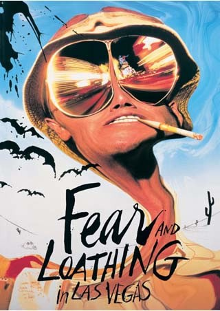 Johnny Depp, Fear & Loathing in Las Vegas