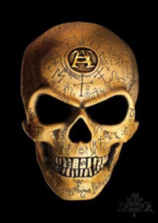 Alchemy Gothic - Skull