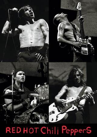 Chili Peppers Live - Red Hot Chili Peppers
