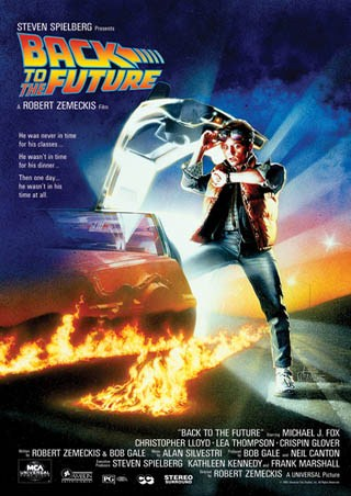 Back to the Future Movie Score, Back to the Future