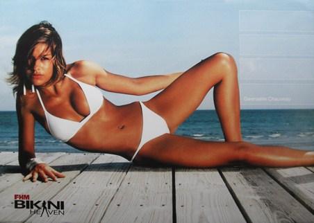 Gwenaelle Chauveau - FHM Bikini Heaven
