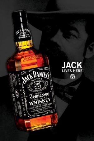 Jack Lives Here - Jack Daniel's