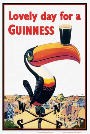 Lovely Day for a Guinness - Guinness