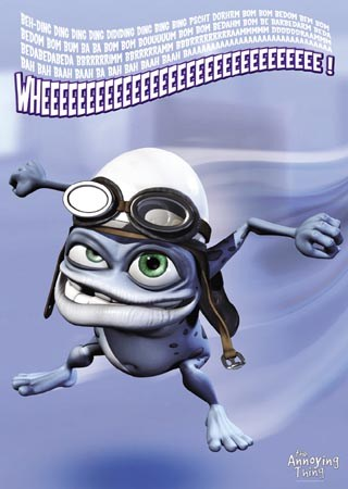 Really Crazy, Crazy Frog - The Annoying Thing