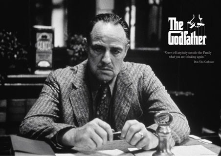 Don Vito Corleone, The Family - The Godfather