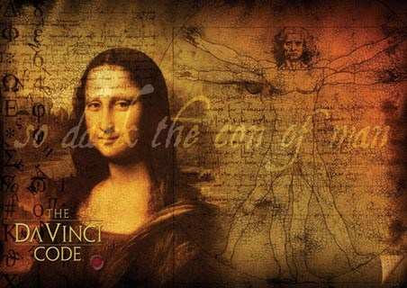 Dark The Con of Man - The Da Vinci Code