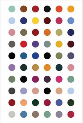 60 Colourful Dots - Dotty Design