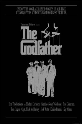 The Godfather Acclaimed Movie Score - The Godfather