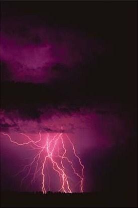 Lightning in the Night - Midnight Lightning