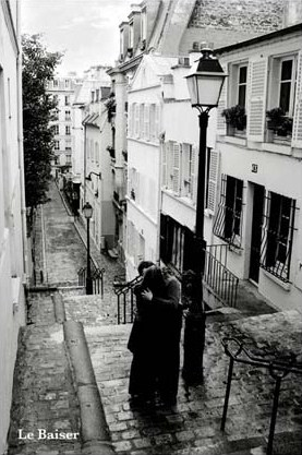 Kiss in the Street - Le Baiser