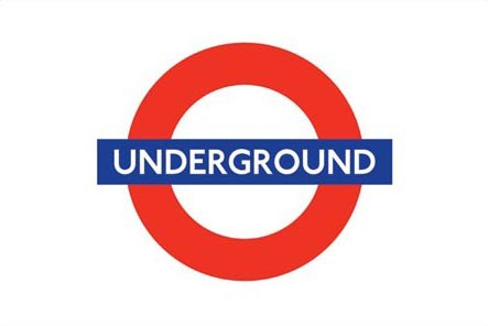 London Underground Logo - London Tube Stations Icon
