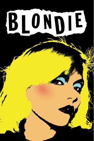 Blondie Poster Art - Blondie