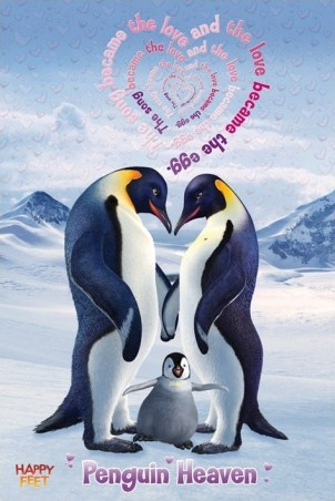 Song of the Love Egg - Penguin Heaven - Happy Feet