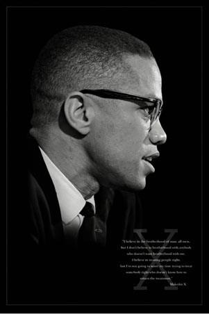 Brotherhood - Malcolm X - El-Hajj Malik El-Shabazz