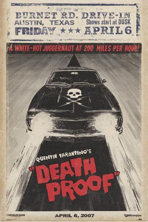 Quentin Tarantino's Death Proof - Grindhouse - Movie Score