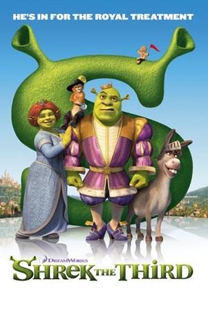 A Royal Ogre - Shrek The Third