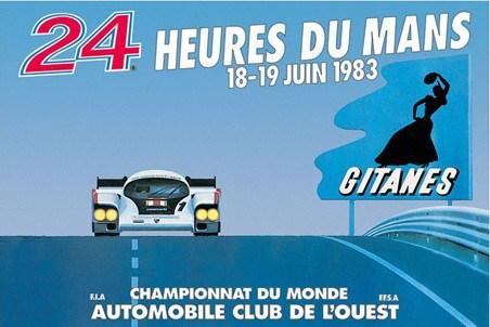 Le Mans, 1983 - Le Mans 24 Hour Endurance Race