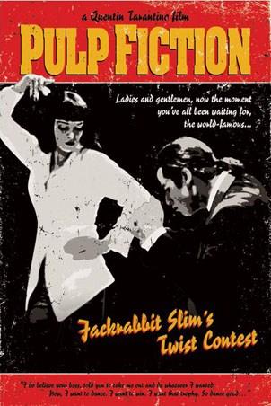 Jackrabbit Slim's Twist Contest - Pulp Fiction