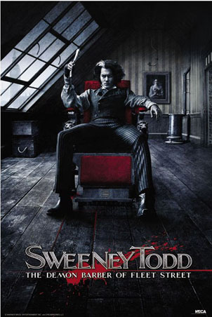 Sweeney Todd – The Demon Barber - Sweeney Todd